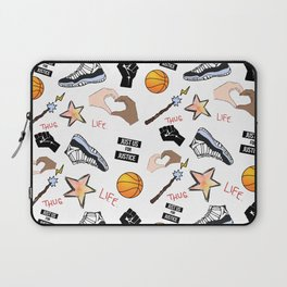 THE HATE U GIVE - PATTERN Laptop Sleeve