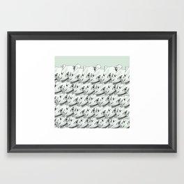 rattin Framed Art Print