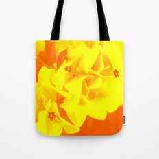 Ali orange Tote Bag