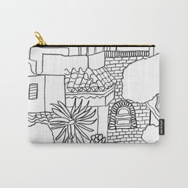 Garden Of Malaga Carry-All Pouch