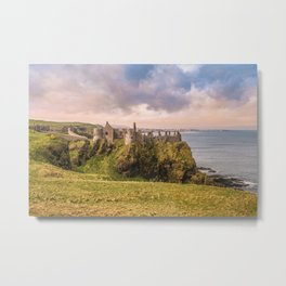 The old castle Metal Print