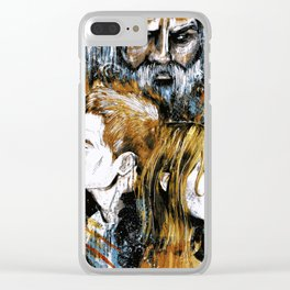 You Can't Lose Them All Clear iPhone Case