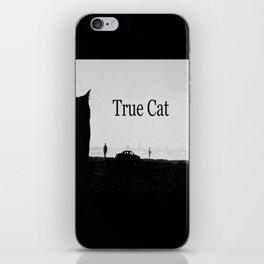 True Cat iPhone Skin