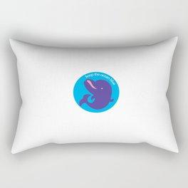 Keep the Ocean Blue_02 Rectangular Pillow