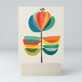 Whimsical Bloom Mini Art Print