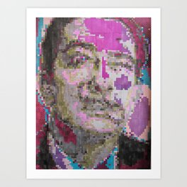 Dalí Art Print