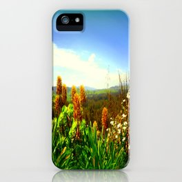Kerrisdale Mountain - Australia iPhone Case