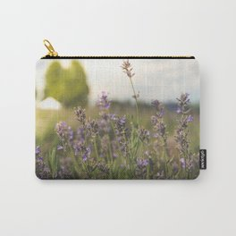 flower photography by Jon Phillips Carry-All Pouch