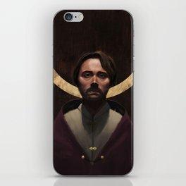 The King's Burden iPhone Skin