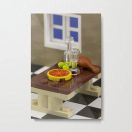 Food and tableware Metal Print