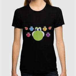 Yoshis everywhere T-shirt