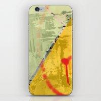 sunshine iPhone & iPod Skins featuring Sunshine by John Murphy
