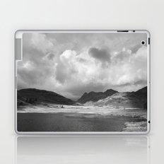 Blea Tarn with Langdale Pikes beyond. Cumbria, UK. Laptop & iPad Skin