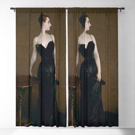 Madame X by John Singer Sargent Blackout Curtain