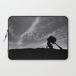 Day 2 of 7 Day B & W Challenge -iPhone Laptop Sleeve