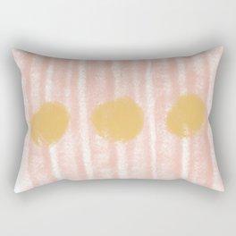 THREE SUNS Rectangular Pillow