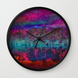 The experiment Wall Clock
