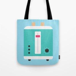 #82 Toaster Tote Bag