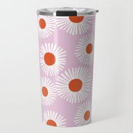 Daisy Starbusrt Travel Mug