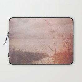 Love at the Beach Laptop Sleeve