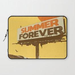 SUMMER FOREVER Laptop Sleeve