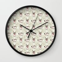 snoopy Wall Clocks featuring Snoopy by ShineShop