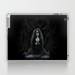 Earth Witch - Elements Collection Laptop & iPad Skin