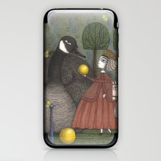 There Once was a Goose iPhone & iPod Skin