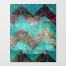 Star Scape & Travel #2 Canvas Print