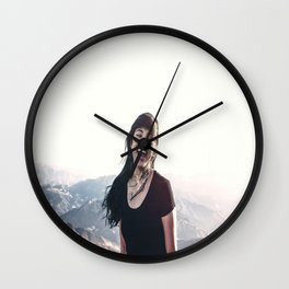 Made of Earth  Wall Clock
