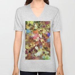 Discarded blooms Unisex V-Neck