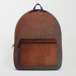 earth + sky {orange Backpack