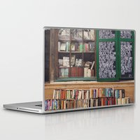 shakespeare Laptop & iPad Skins featuring Shakespeare in Paris #2 by Alicia Bock