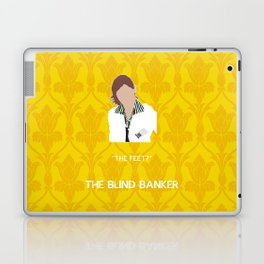 The Blind Banker - Molly Hooper Laptop & iPad Skin