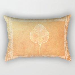 Tree Lace Rectangular Pillow