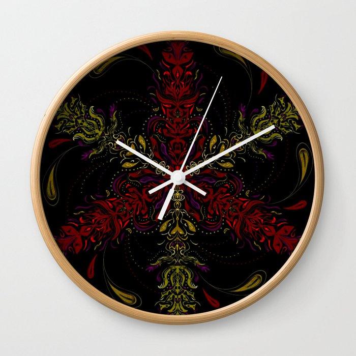 Regal Duality Wall Clock