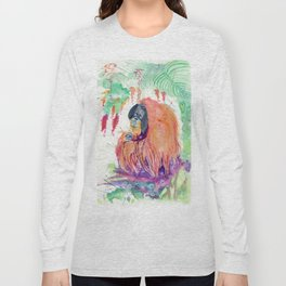 orang Long Sleeve T-shirt