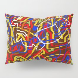 Laberinto 3 Pillow Sham