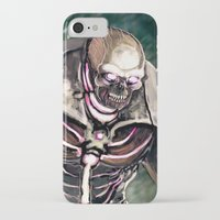 shadow of the colossus iPhone & iPod Cases featuring Death Colossus by Stephen Yan