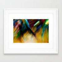 roller derby Framed Art Prints featuring Roller Derby by Dalmatica