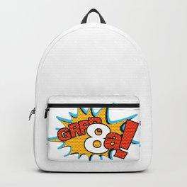 Great  Greta! Backpack