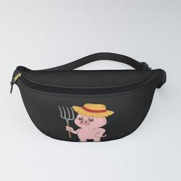 Pig Farmer Fanny Pack