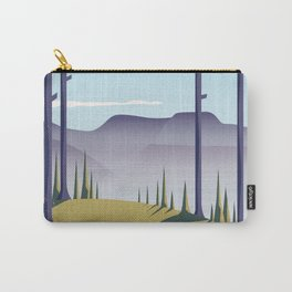 Scafell Pike Lake District National Park Carry-All Pouch