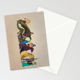 Mhysa's Gang Stationery Cards