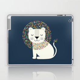 As A Lion Laptop & iPad Skin