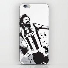 Andrea Pirlo iPhone & iPod Skin