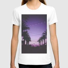 Tropical Summer Night T-shirt