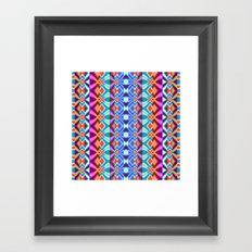 Mix #119 Framed Art Print