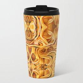 Abstract Chinese Noodle Travel Mug