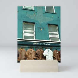 House Of Leather - Camden, London Mini Art Print